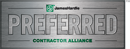 James Hardie Preferred Siding Remodeler